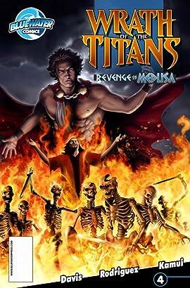 Wrath of the Titans: Revenge of Medusa #4