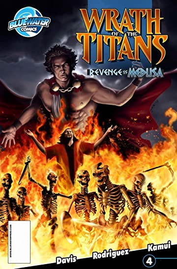 Wrath of the Titans: Revenge of Medusa #4