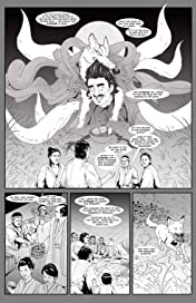 Kitsune: Assassin For Hire #1