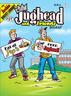 Jughead and Friends Digest #27