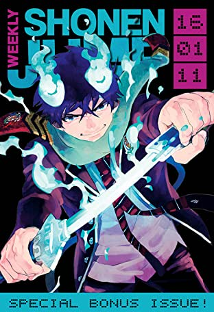 Weekly Shonen Jump Vol. 206: 1/11/2016