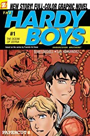 The Hardy Boys Vol. 1: The Ocean of Osyria Preview