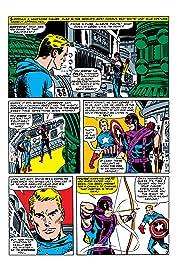 Avengers (1963-1996) #21