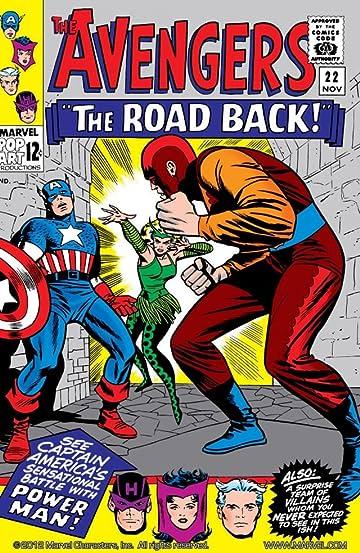Avengers (1963-1996) #22