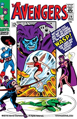 Avengers (1963-1996) No.26