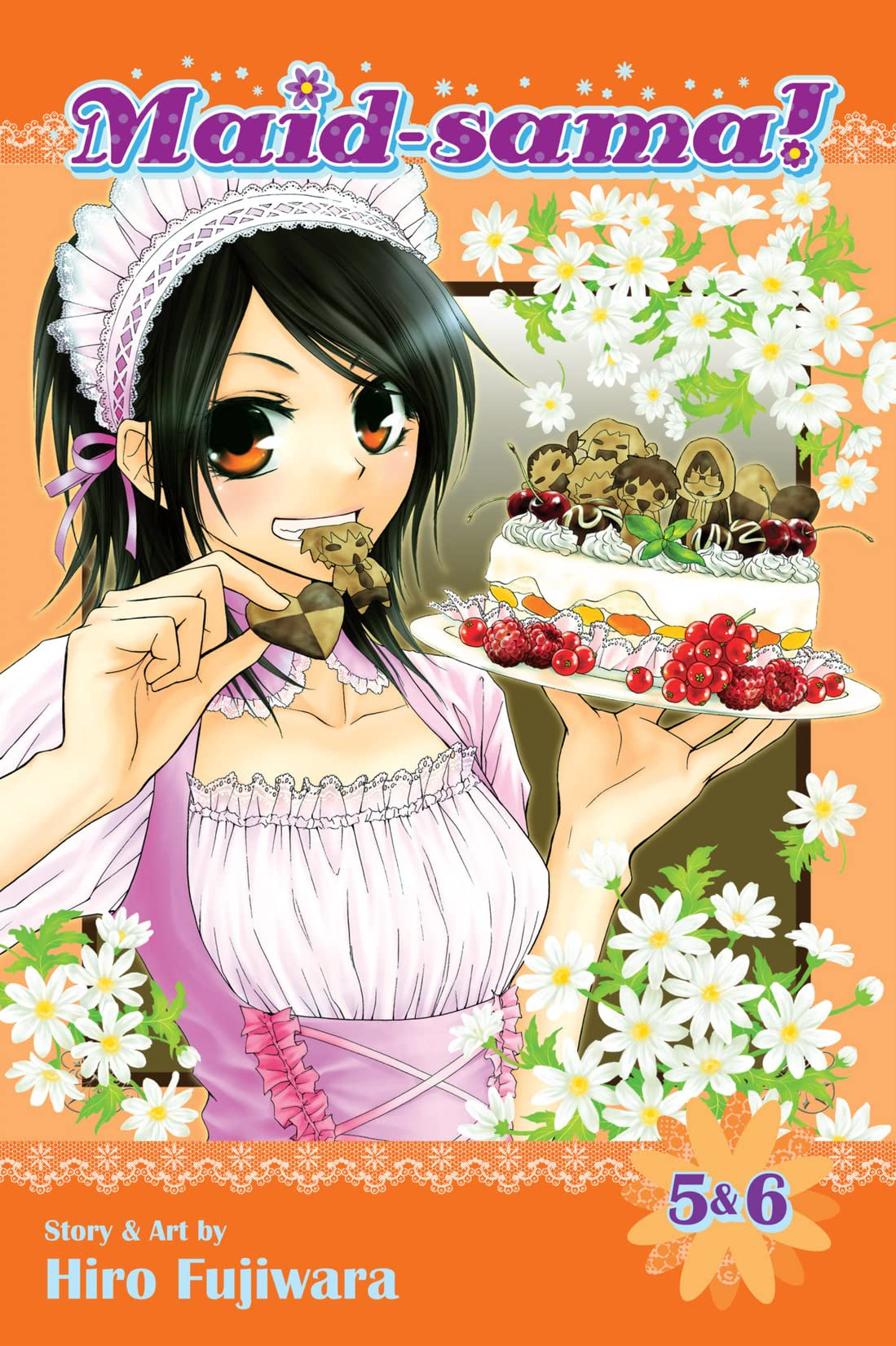 Maid-Sama! (2-in-1 Edition) Vol. 3
