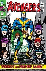 Avengers (1963-1996) #30