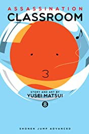 Assassination Classroom Vol. 8