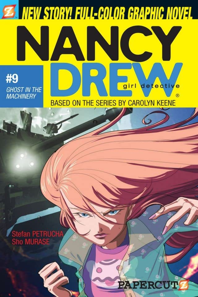 Nancy Drew Vol. 9: Ghost In the Machinery Preview