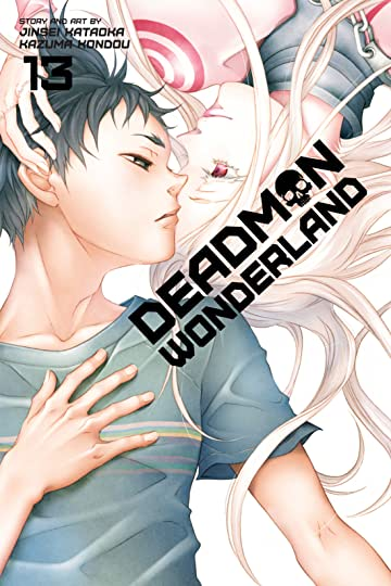 Deadman Wonderland Vol. 13