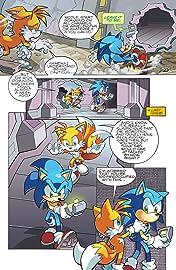 Sonic the Hedgehog #212