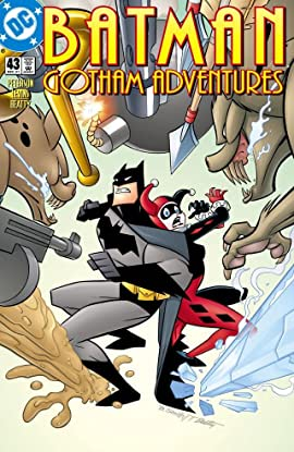 Batman: Gotham Adventures #43