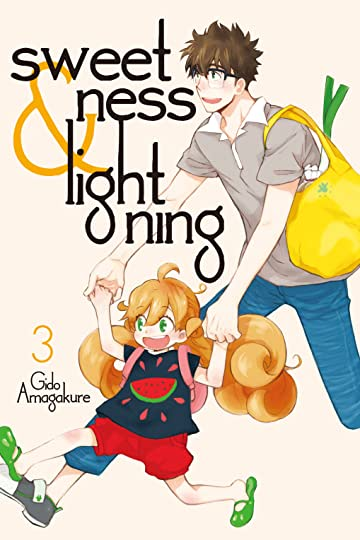 Sweetness and Lightning Vol. 3