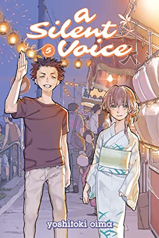 A Silent Voice Tome 5