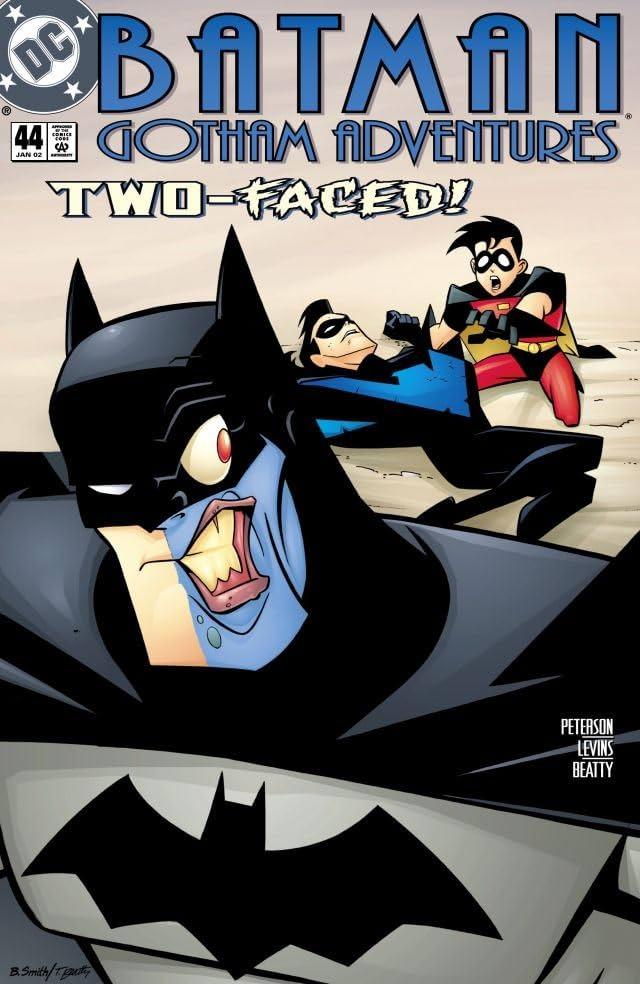 Batman: Gotham Adventures #44