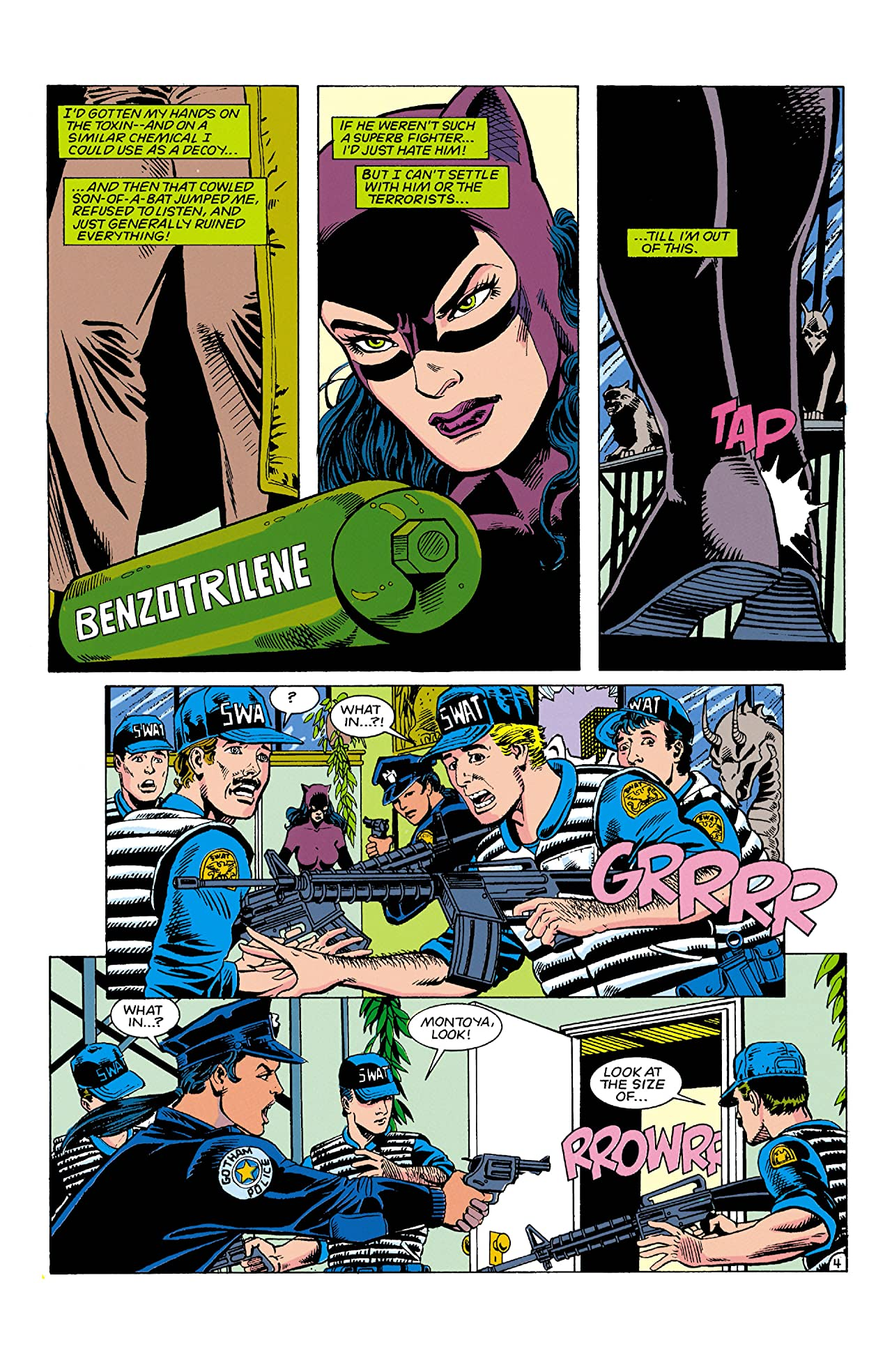 Catwoman (1993-2001) #7