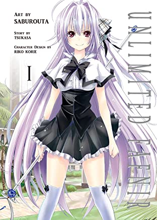 Unlimited Fafnir Vol. 1