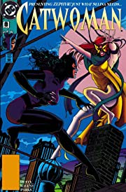 Catwoman (1993-2001) #8