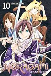 Noragami: Stray God Vol. 10
