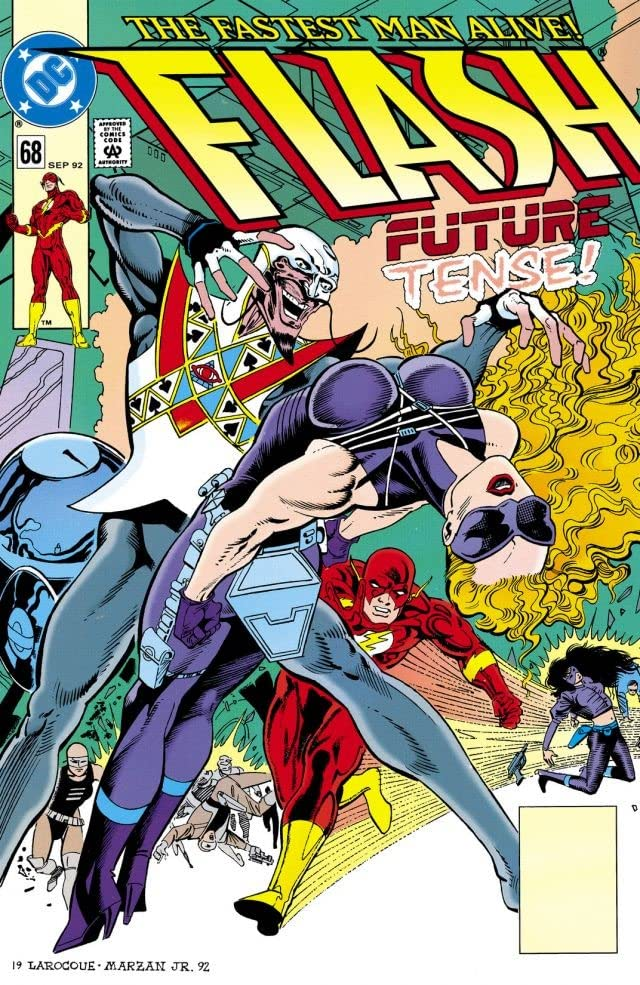 The Flash (1987-2009) #68