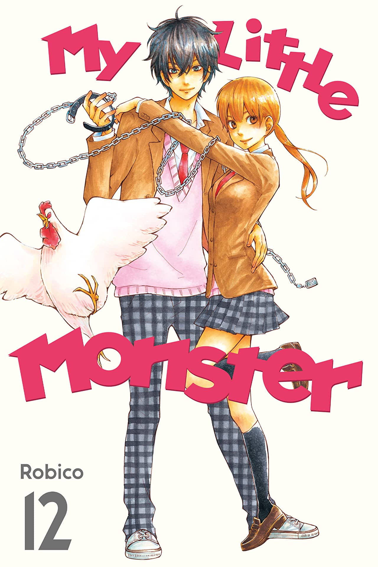 My Little Monster Vol. 12