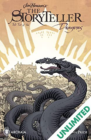 Jim Henson's The Storyteller: Dragons #2 (of 4)