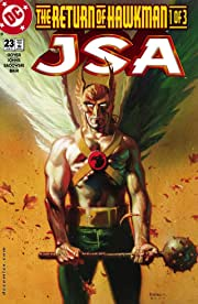 JSA (1999-2006) #23