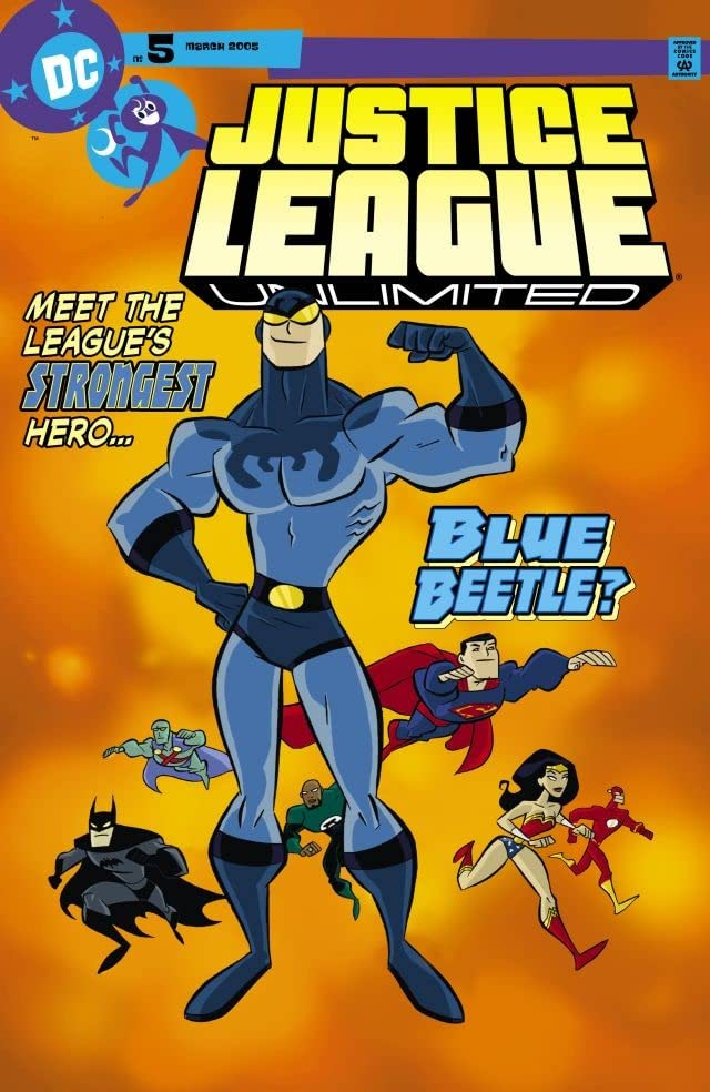 Justice League Unlimited #5