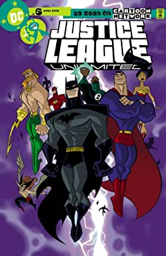 Justice League Unlimited No.6
