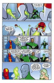 Justice League Unlimited #6