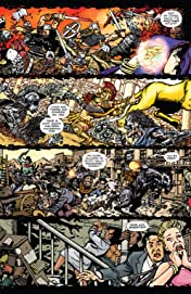 George Perez's Sirens #5 (of 6)