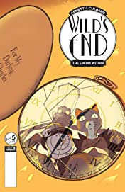 Wild's End: The Enemy Within #5