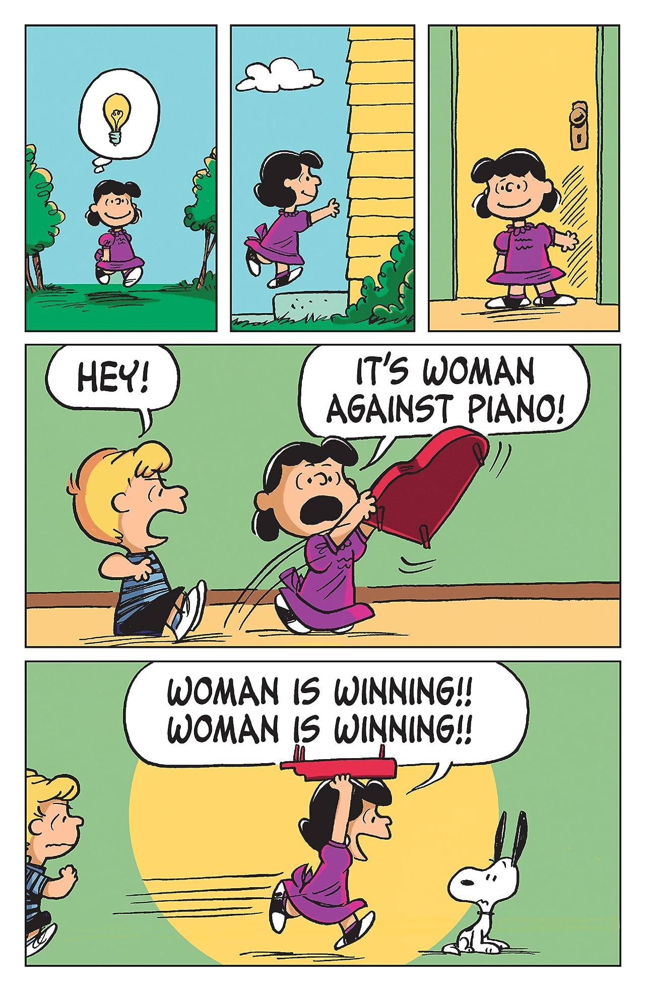 Peanuts #30