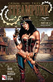 Grimm Fairy Tales: Steampunk #1