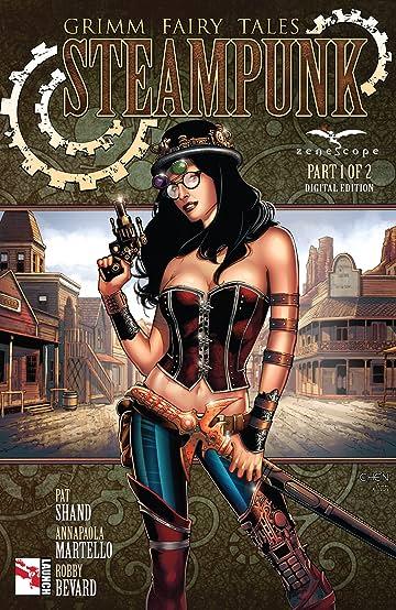 Grimm Fairy Tales: Steampunk #1