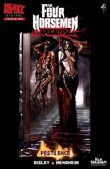 Four Horsemen of the Apocalypse #3 (of 9): Pestilence
