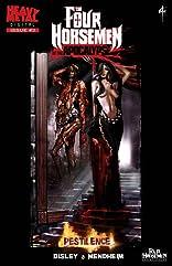 Four Horsemen of the Apocalypse #3: Pestilence