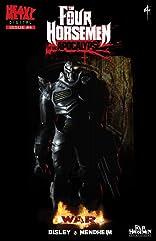 Four Horsemen of the Apocalypse #4: War