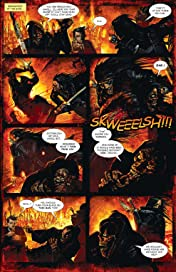 Four Horsemen of the Apocalypse #8 (of 9): Armageddon