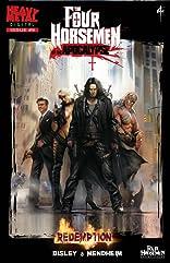 Four Horsemen of the Apocalypse #9: Redemption