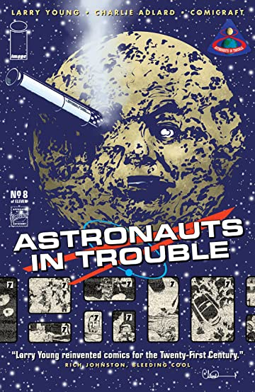 Astronauts In Trouble No.8