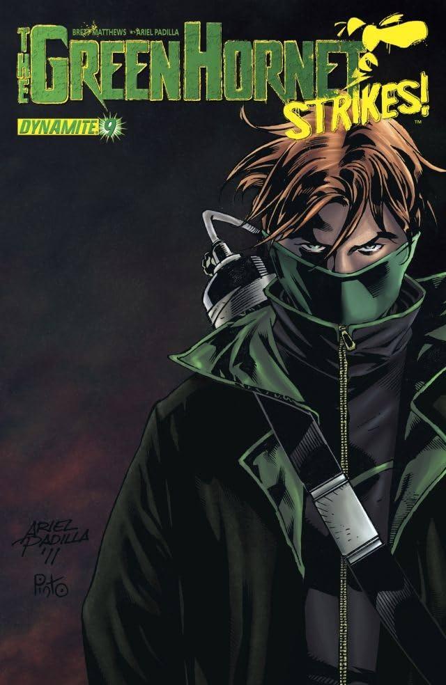 The Green Hornet Strikes! #9