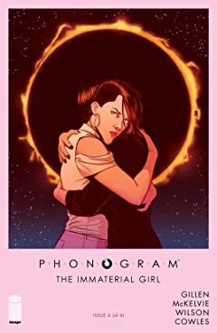 Phonogram: The Immaterial Girl #6 (of 6)