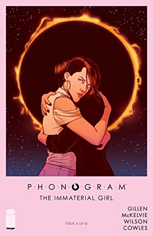 Phonogram: The Immaterial Girl No.6 (sur 6)