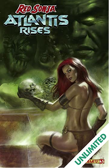 Red Sonja: Atlantis Rises #3