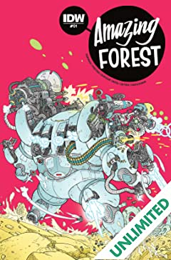 Amazing Forest (2016) #1