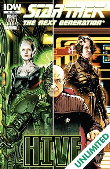 Star Trek: The Next Generation - Hive #2