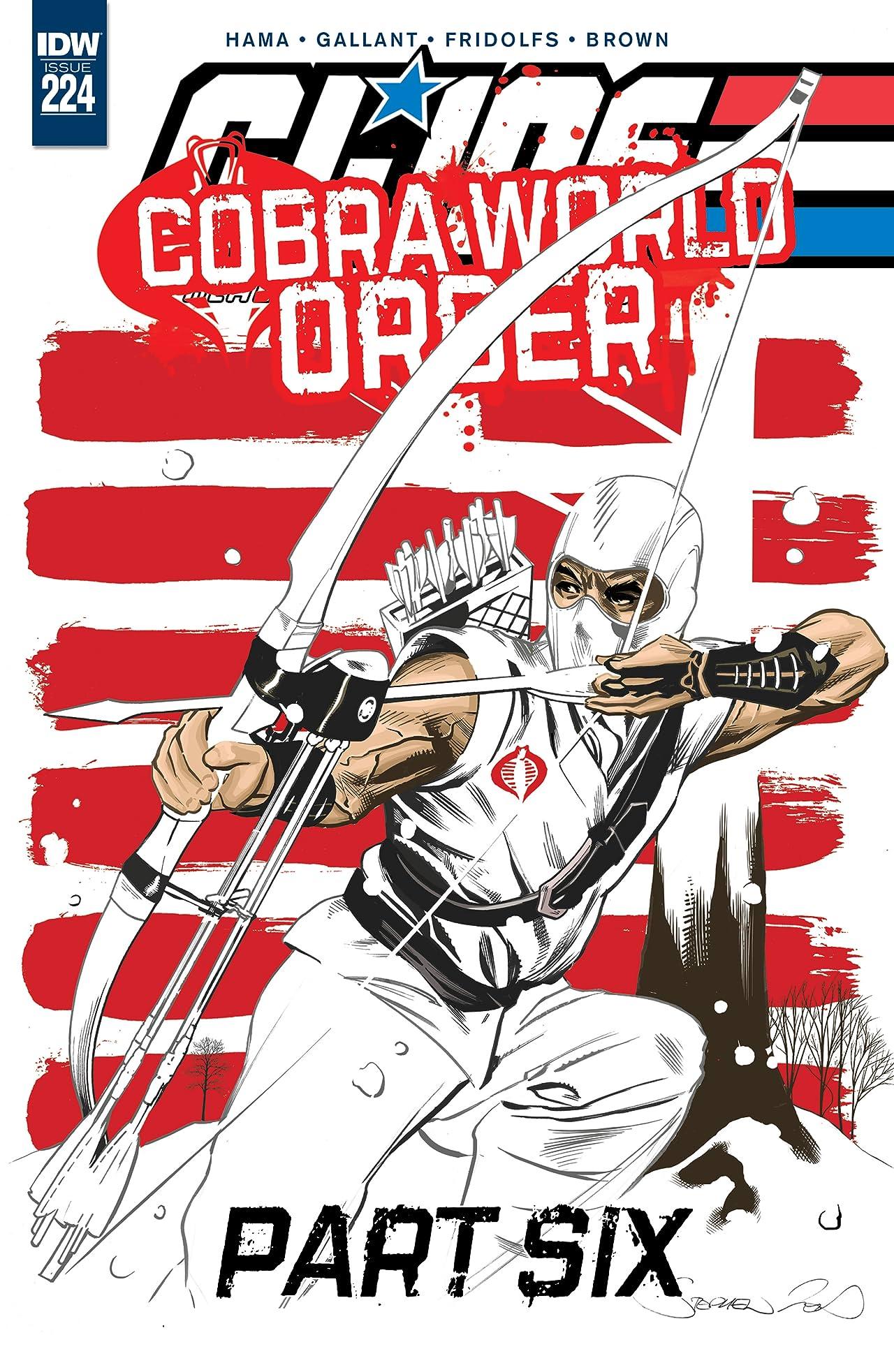 G.I. Joe: A Real American Hero #224
