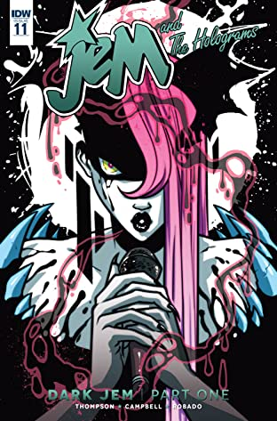 Jem and the Holograms (2015-2017) #11