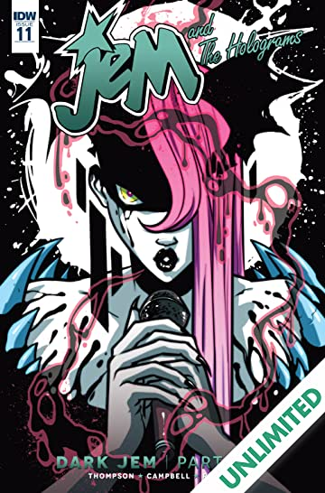 Jem and the Holograms (2015-) #11